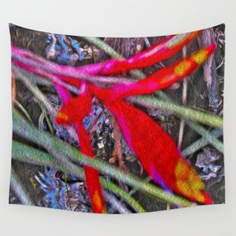Bromeliad in the Cathedral Wall Tapestry