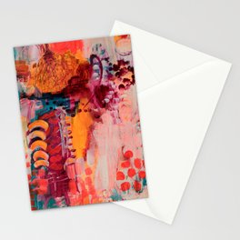 Tree Above Stationery Cards