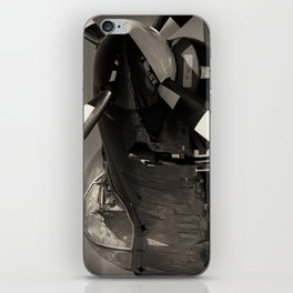 Tucano ZF 144 RAF Training Aircraft iPhone Skin