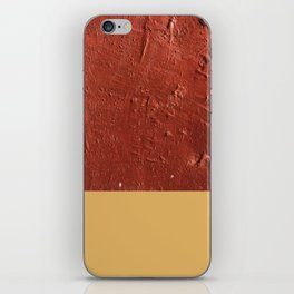 Baléares 9922 v02 (wall in Mallorca) iPhone Skin