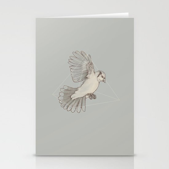Dynamics of Flight Stationery Cards