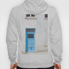 Belgian Blue Door Hoody