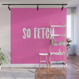Fetch Wall Mural