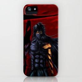 final getsuga tenshou iPhone Case
