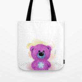 Flo Bear  (home decor) Tote Bag