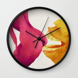 BUTT BITE Wall Clock