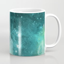 KID PAINTING THE UNIVERSE Coffee Mug
