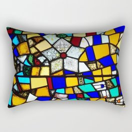 Beauty in Brokenness Andreas 3 Rectangular Pillow