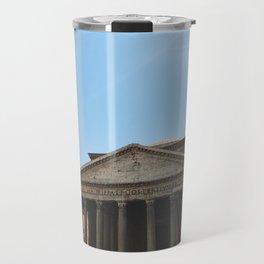 Roman Pantheon Travel Mug