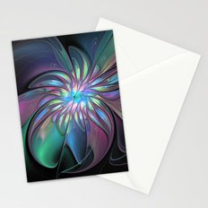 Abstract Fantasy, Fractals Art Stationery Cards