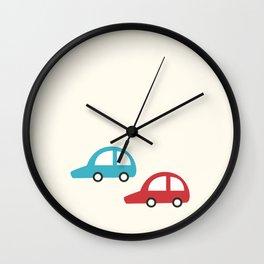 Beep Beep! (Patterns Please) Wall Clock