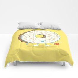The Sleepy Donut Comforters