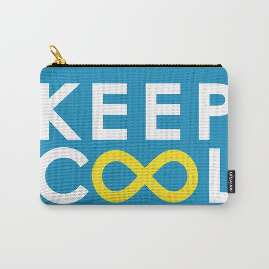 Forever coolness Carry-All Pouch