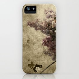 Lilac Scents iPhone Case