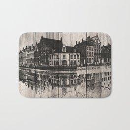 In Bruges, Belgium Bath Mat