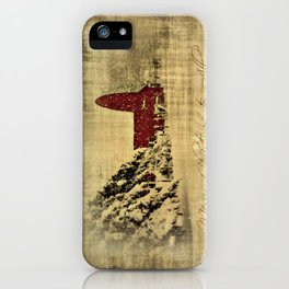 Merry Christmas and Happy Holidays to all! iPhone Case