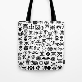 One Piece Jolly Roger Tote Bag