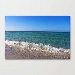 Siesta Shoreline Canvas Print