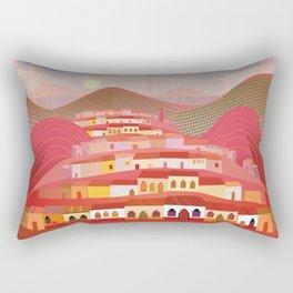 Michoacan Rectangular Pillow