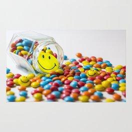 jar of happiness Rug