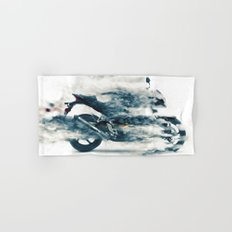 Dynamic motorcycle Hand & Bath Towel
