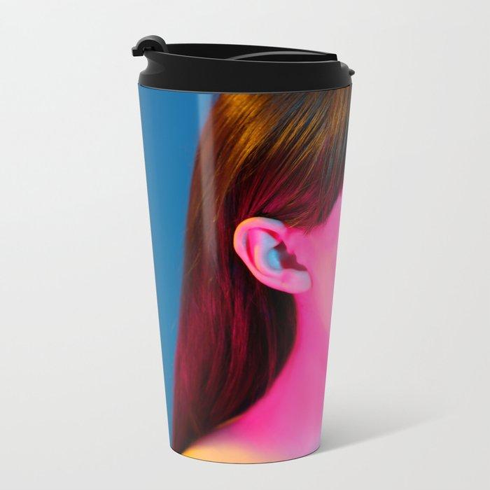 Bubblegum Yum Pop Metal Travel Mug