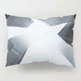 Hyper Fog - New York City Pillow Sham