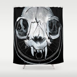 Family Pet Shower Curtain