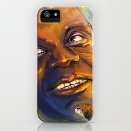 Satchmo iPhone Case