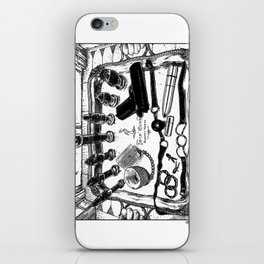 asc 572 - Weapons of class distraction iPhone Skin