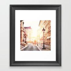 Budapest Framed Art Print