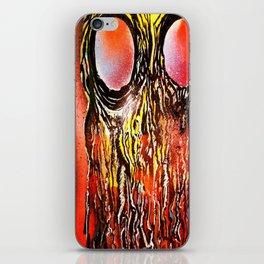 Jellyface iPhone Skin