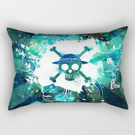 Kawaii One Piece V7 Rectangular Pillow