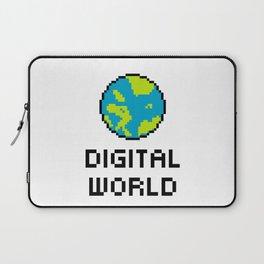 Digital World Laptop Sleeve