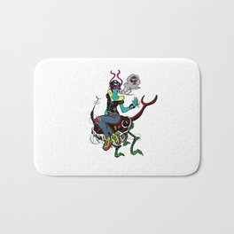 Bug Rider Bath Mat