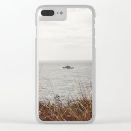 Boat @ The Bluff Clear iPhone Case