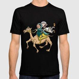 Camel Ride - Desert Culture T-shirt