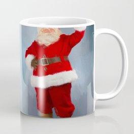 Seasons Greetings from Santa Coffee Mug