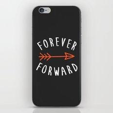 Forever Forward iPhone & iPod Skin