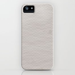 Grungy Paper iPhone Case
