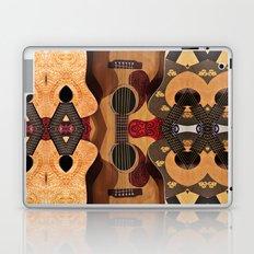 Guitar Reflections Laptop & iPad Skin