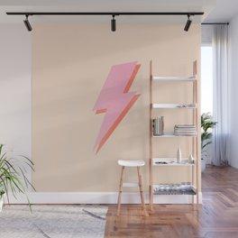 Thunderbolt: The Peach Edition Wall Mural