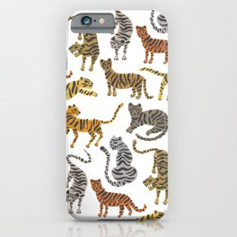 Tiger Collection – Neutral Palette iPhone Case