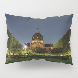 Clear Night Pillow Sham