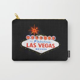 Fabulous Las Vegas Carry-All Pouch