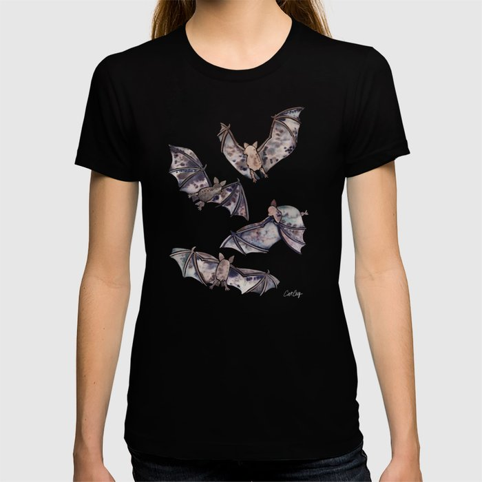 Bat Collection T-shirt