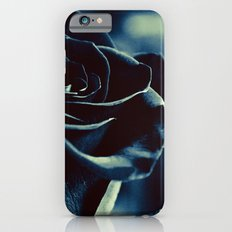 Black Rose iPhone 6s Slim Case