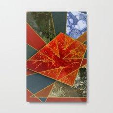 Abstract #330 Metal Print