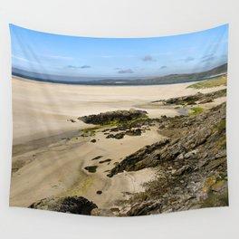 Luskentyre Beach Wall Tapestry