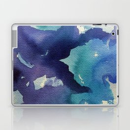 I dream in watercolor B Laptop & iPad Skin